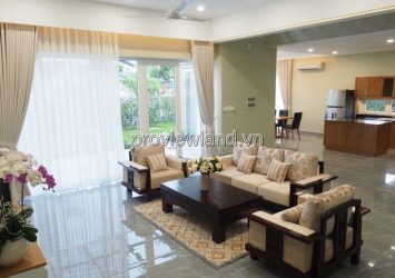 Villa for rent in District 9 Le Van Viet 4 bedrooms with area of 600m2