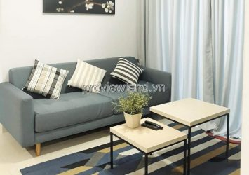 Serviced apartment District 2 Masteri Thao Dien project 2 bedrooms cleaning 2 times a week