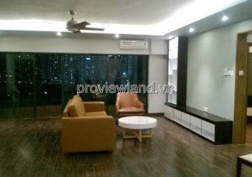 Penthouse Parkland for rent District 2 area 240m2 3 bedrooms fully furnished