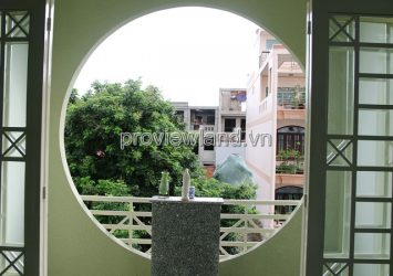 House for rent in Le Quang Dinh Binh Thanh District 5 bedrooms full furnished