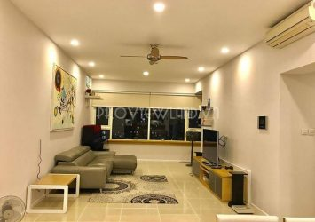 Saigon Pearl apartment for sale in Binh Thanh high floor with 3 bedrooms