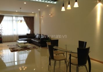 Saigon Pearl Topaz 2 tower apartment for sale 3 bedrooms high floor river view