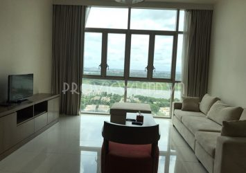 The Vista An Phu apartment for rent area 142sqm with 3 bedrooms river view