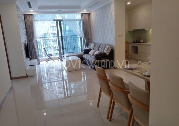 Apartment for rent at Vinhomes Tan Cang Landmark 4 with area of 150sqm