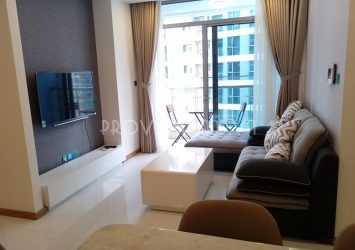 Vinhomes Central Park apartment for rent with 3 bedrooms 115sqm high floor