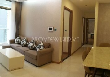 Apartment for rent at Vinhomes Central Park with 3 bedrooms nice view