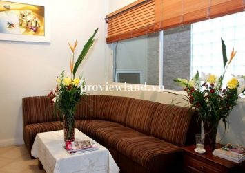 2 bedroom fully furnished serviced apartment for rent in Truong Dinh District 3