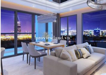 Officetel apartment for sale 3 bedrooms at Canary Tower project Diamond Island