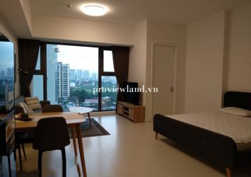 Apartment for rent 1 bedroom full furniture at GateWay Thao Dien