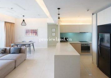 Apartment for rent Gateway Thao Dien 4 bedrooms 159sqm View River