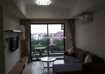 Apartment for rent Masteri Thao Dien 3 bedrooms fully furniture airy view