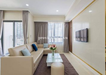 Masteri Thao Dien apartment for rent 2 bedrooms high-class interior