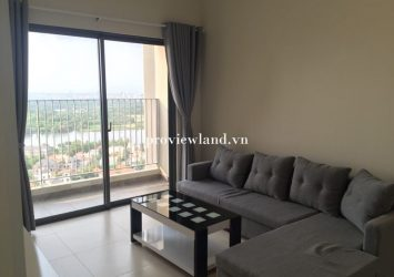 3-bedroom apartment for rent fully furnished at Masteri Thao Dien