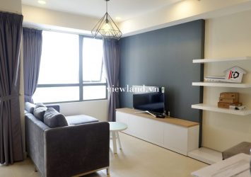 Selling Masteri Thao Dien apartment 2 bedrooms beautiful interior view inside