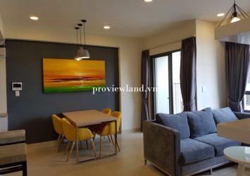 Apartment for rent Masteri Thao Dien 2 bedrooms beautiful interior