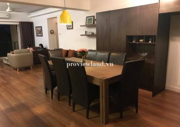 Parkland apartment for rent District 2 area 116m2 2 bedrooms