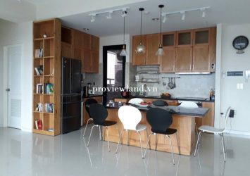 Apartment 3 bedroom The Ascent for rent luxury furniture river view
