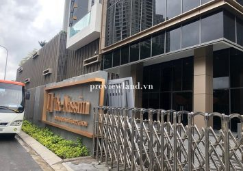 The Nassim Thao Dien apartment for rent 4 bedrooms fully furnished river view