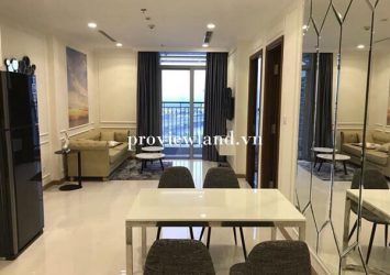 Serviced apartment Landmark 2 for rent 1 bedroom fully furnished at Vinhomes Central Park
