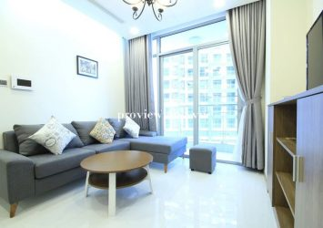 Vinhomes Central Park apartment luxury for rent 3 bedrooms at The Park 2