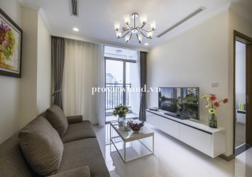 Serviced apartment for rent 1 bedroom at Landmark Plus Tower Vinhomes Central Park