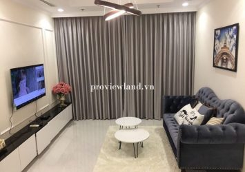Apartment for rent 3-bedroom fully furnished landmark 2 in Vinhomes Central Park