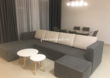 Vista Verde apartment for rent 3 bedrooms full furniture river view
