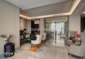 Luxury apartment for sale D1 Mension District 1 area 103sqm 3 bedrooms full furniture