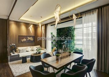 Luxury apartment for sale at D'edge Thao Dien 2BRS has a private elevator area 79sqm
