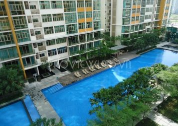 The Vista An Phu apartment for sale area of 101m2 with 2 bedrooms river view