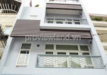 House for sale District 1 Nguyen Dinh Chieu area of 6.5x20m 4 floors