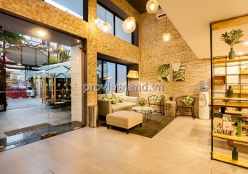 Serviced apartment Nguyen Dinh Chieu District 3 with an area of ​​23m2-43m2