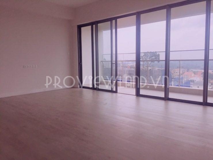 Cần bán căn hộ tầng cao view sông tại Gateway Thảo Điền