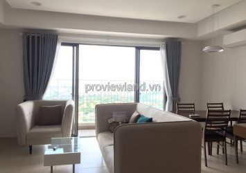 Masteri Thao apartment for rent river view 3 bedrooms full furniture