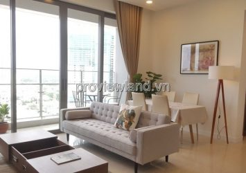 The Nassim Thao Dien apartment for sale 15th floor area 85sqm 2 bedrooms river view