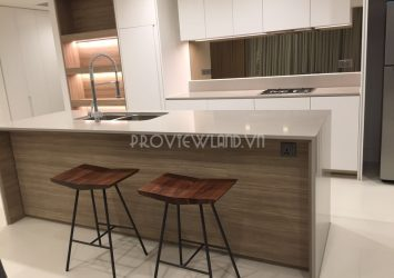 Need for rent luxury apartment at City Garden with 3 bedrooms nice view full interior
