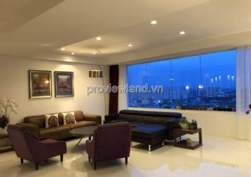 Selling 4 bedroom Saigon Pearl apartment area of 206sqm full furniture