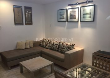 Serviced apartment for rent at Dien Bien Phu street Binh Thanh district large space