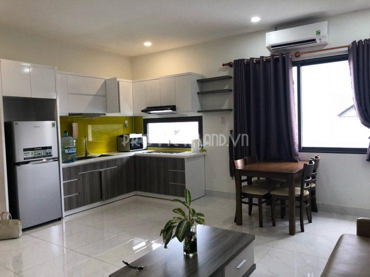 Cho thuê căn hộ dịch vụ 2 phòng ngủ tại Thảo Điền
