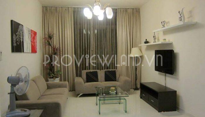 Cho thuê căn hộ cao cấp 2PN đầy đủ nội thất tại The Vista An Phú