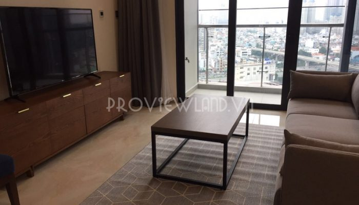 Apartment for rent at Vinhomes Golden River including 3 ...