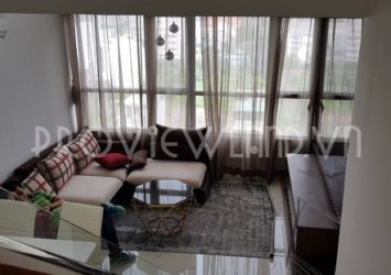 Duplex apartment  2 storey for rent at Vista Verde with 2 bedrooms fully furnished