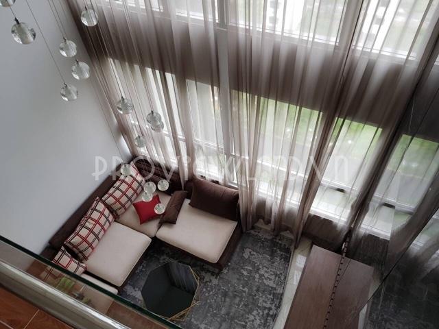 Cần cho thuê căn hộ Duplex 2 tầng tại Vista Verde gồm 2 phòng ngủ đầy đủ nội thất