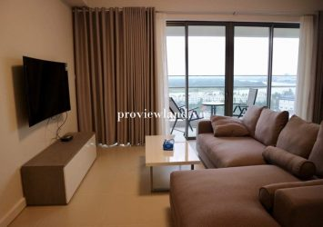 Apartment for rent Gateway Thao Dien 3 bedrooms 121sqm fully furnished river view