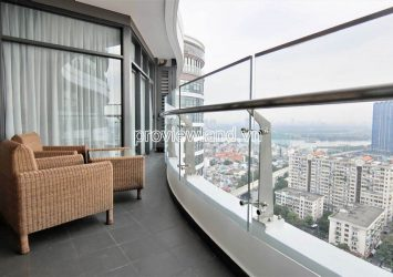 Apartment for sale in City Garden Phase 2 high floor area 152sqm 3 bedrooms