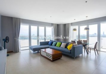 Selling ​​apartment Diamond Island at T3 tower 3 bedrooms full furniture river view