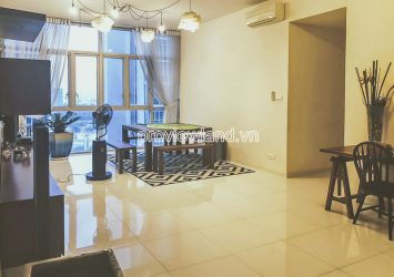 The Vista apartment for rent 3 bedrooms 2WC fully furnished with beautiful design