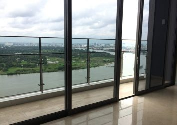 The Nassim Thao Dien apartment for rent including 3 bedrooms area of 119m2