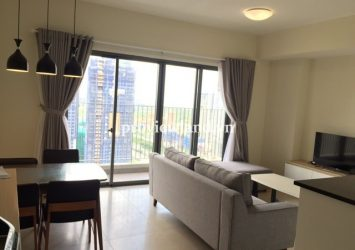 Masteri apartment for rent high floor 69sqm 2BRs very nice view