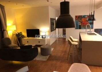 City Garden apartment for sale with 2 bedrooms 108m2 fully furnished